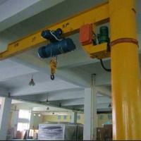 Quality Drawing Customized Pillar Hoist Small Jib Crane Use In Workshop Plant for sale