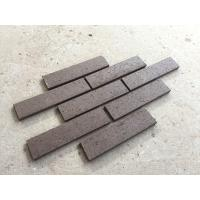 Buy cheap Exterior Thin Brick Veneer Wall Decoration Face Brick Veneer With Extruded M36431 from wholesalers