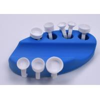 Quality Disposable Plastic Tattoo Ink Ring Cups Permanent Makeup Accessories Transparent for sale