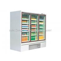 Quality Chiller Showcase/Vertical Refrigerated Display Showcase With Glass Door - Phoenix for sale