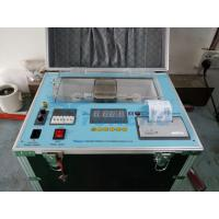 Quality IEC156 Transformer Oil Breakdown Voltage Testing Device for sale