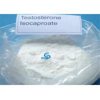 Quality 99% Oral Anabolic Injection Steroid Hormones Testosterone Isocaproate Testosterone ISO for sale