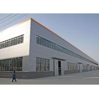 Quality Steel Structure Metal Frame Building Warehouse Q345B Q355 for sale