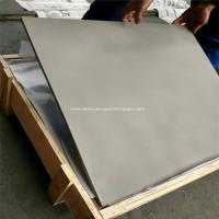 Quality Ti GR5 Grade5 Titanium alloy metal plate sheet 10 *800*800 mm wholesale price for sale