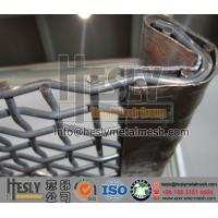 Quality Mn Steel Mining Screen Mesh (65Mn Crimped Wire Mesh) for sale