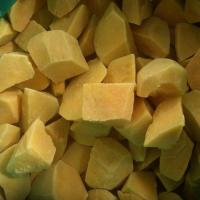 Quality OEM Wholesale Prices Fresh Frozen Steamed Sweet Potato/ IQF Sweet Potato/ Frozen Vegetables for sale