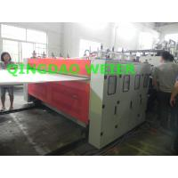 Quality 10mm Thickness PP Hollow Grid Plastic Board Production Line Water Cooling for sale