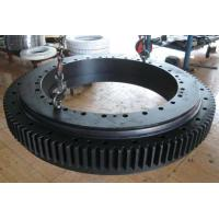Quality Slewing Bearing with Black Coating Leader China Manufacturer of slewing ring for sale