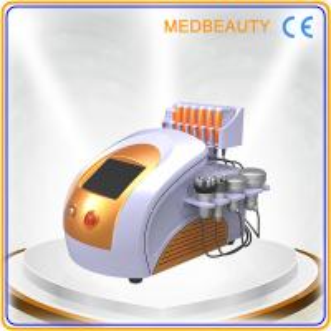 Quality machin lipo laser & cavitation rf and vacuum body slimming and body shape machine for sale