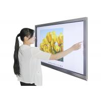 Quality Conference Room 65 inch Touch Screen LED Interactive Display Wall Mounted for sale