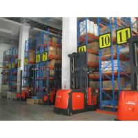 Quality 5m / 16.5 FT Height Narrow Ailse Industrial Pallet Rack System Saving Space & Manpower for sale