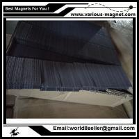 Quality Anisotropic Magnetic profile size 72(+/-0,2)X15(+/-0,5)X8,8(+/-0,2)X4,5(+0,2/-0)X4(+/-0,5)mm, magnetization along the si for sale