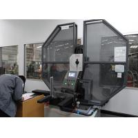 Quality Automatic Raise Impact Test Equipment 0.025 ° Angle Resolution With Casting Frame for sale