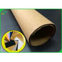 China Popular Washable Craft Paper / Natural Kraft Paper Roll For Making Handbags on sale
