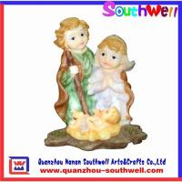 China Polyresin angel crafts,resin gifts on sale