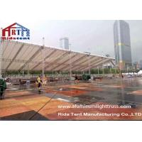Quality Silver Aluminum Stage Lighting Truss Systems For Outdoor Big Event for sale
