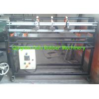 China 0.55Kw Rubber Processing Equipment Continuous Online Sheet Printer Electrical Control on sale