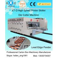 China 15KW - 30KW Flexo Printing Machine For Corrugated Carton Packaging Machinery on sale