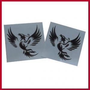 Glow in dark tattoo sticker quality glow in dark tattoo for Custom tattoo stickers
