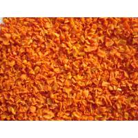 Quality Low-sugar Dedydrated/dried Carrot Cubes/granules for sale