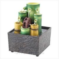 Quality Bamboo Tabletop Water Fountain for sale