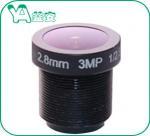 Quality 1/2.5'' Sensor 3MP 2.8 Mm Cctv LensM12 F2.0 2.8mm For Assembled Bullet Dome for sale