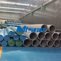 Quality 316Ti / 317L Stainless Steel Seamless Pipe Annealing Fuild And Gas for sale