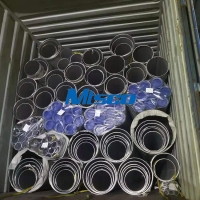 Quality 20 Inch S32750 Duplex ERW EFW Welded Stainless Steel Pipe for sale