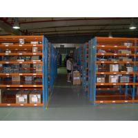 Quality Boltless Platform Industrial Mezzanine Floors for Light Duty Products Warehousing for sale