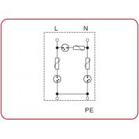 LED outdoor lighting Surge protection Device