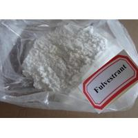 Quality White Steroid Hormones Powder Fulvestrant 129453-61-8 For Muscle Growth for sale