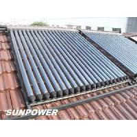 China Heat Pipe Solar Collector En12975 Approved (SPA-58/1800-18) on sale