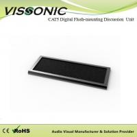 China Flush Mounting Wireless Speaker Unit Conference System For Meeting Room on sale