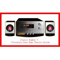 Quality Plexiglass Pane Home Theatre System (Classic Number 7) for sale