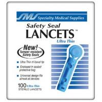China Safety Seal Lancets on sale