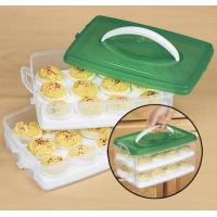 China WNF Item#5020 Stack-N-Snap Egg Container on sale
