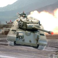 China 1:16 RC Snow Leopard Airsoft Battle Tank on sale