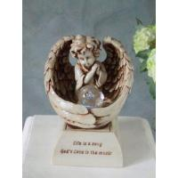 China USB table fountain-Angel on sale