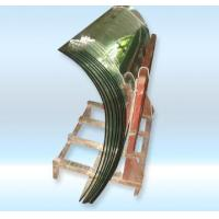 Buy cheap Special curved glass from wholesalers