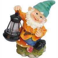 China Polyresin solar light You are hereHome >> Product List >> Polyresin solar light >> solar dwarf light on sale