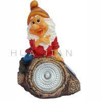 China Polyresin solar light You are hereHome >> Product List >> Polyresin solar light >> dwarf solar light on sale