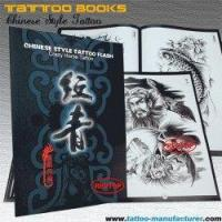 Buy Books and Flash Chinese Style Tattoo Flash Model No:RT-BOOK1006 at wholesale prices