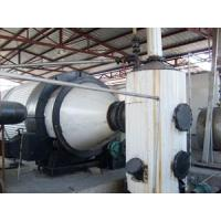 Quality Product Intermittent Equipments WJ-5 refinery equipment with high quality  can convert scrap tyre,rubber,plastic into crude oil and carbon black  efficiently.Model WJ-5 refinery equipment converts  scrap tyre,rubber and plastic into crude oil and c for sale