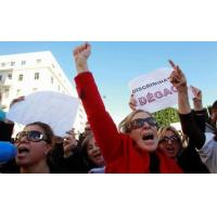 Quality Tunisian women hold tight to rights after revolution for sale