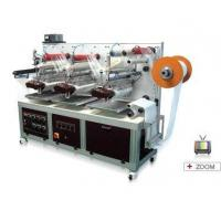China > AUTOMATIC 3-COLOR (3-SIZE) HOT-FIX RHINESTONE SETTING MACHINE on sale