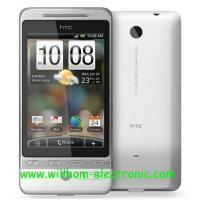 China Hero G3 Windows Mobile 6.5 GPS WiFi PDA Quad Band 3.2 Touch Screen Copy Phone on sale