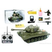 China Snow Leopard M26 1/16th Scale RC AirSoft Smoking Tank (Sound & Smoke Effect) on sale