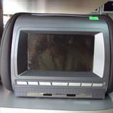 Quality supply car headrest LCD monitor with DVD/USB/SD for sale