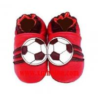 Quality YS2009-1 Baby Leather Shoes - Football for sale