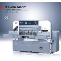 Quality Computerized Cutter Machine (QZ-WK 92CT/92C) for sale